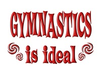 <b>GYMNASTICS IS IDEAL</b>