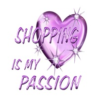 <b>SHOPPING IS MY PASSION</b>