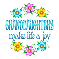 <b>GRANDDAUGHTER JOY</b>