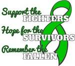 Kidney Cancer Support Hope Remember Shirts