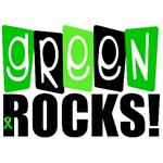 Green Rocks Save Earth Environment T-Shirts
