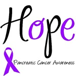 Hope Pancreatic Cancer Awareness T-Shirts