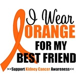 I Wear Orange For My Best Friend T-Shirts & Gifts