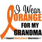 I Wear Orange For My Grandma T-Shirts