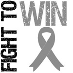 Fight to Win Brain Cancer T-Shirts & Gifts