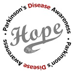 Parkinson's Disease Hope Shirts & Gifts