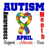 Autism Awareness Month Shirts & Gifts