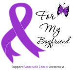 For My Boyfriend Pancreatic Cancer Shirts & Gifts