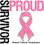 Proud Survivor Breast Cancer Gifts