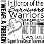 Brain Cancer Tribute Collage
