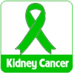 Kidney Cancer Green Ribbon