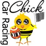 Car Racing Chick
