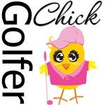 Golfer Chick