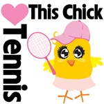 This Chick Loves Tennis