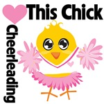 This Chick Loves Cheerleading
