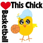This Chick Loves Basketball