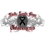 Melanoma Faith Hope