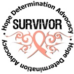 Uterine Cancer Survivor