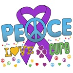 Epilepsy Peace Love Cure