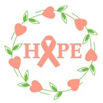Uterine Cancer Hope Hearts