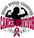 Multiple Myeloma Tough Survivor Shirts