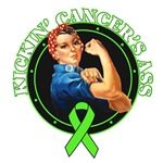 Kickin' Lymphoma Cancer's Ass Shirts
