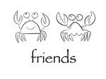 Crab Friends