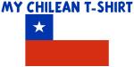 MY CHILEAN T-SHIRT