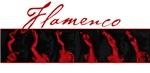 Flamenco - dancing hands in lace