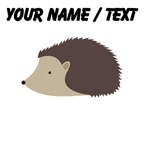 Cartoon Porcupine