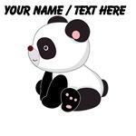Custom Sitting Panda