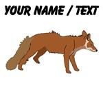 Custom Red Fox