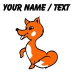 Custom Baby Red Fox