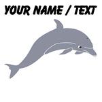 Custom Grey Dolphin