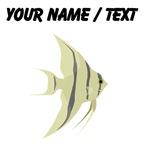 Custom Angel Fish