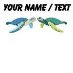 Custom Sea Turtles