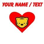 Custom Tiger Heart