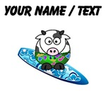 Custom Surfer Cow