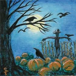 When Scarecrows Sleep