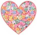 Conversation Valentine Heart