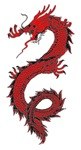 Red Dragon Serpent