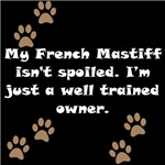 Well Trained French Mastiff Owner