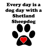 Shetland Sheepdog Dog Day