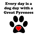 Great Pyrenees Dog Day