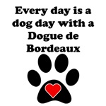 Dogue de Bordeaux Dog Day
