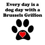 Brussels Griffon Dog Day