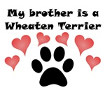 My Brother Is A Wheaten Terrier