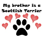 My Brother Is A Scottish Terrier