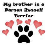 My Brother Is A Parson Russell Terrier
