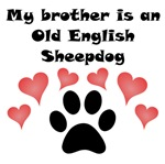 My Brother Is An Old English Sheepdog